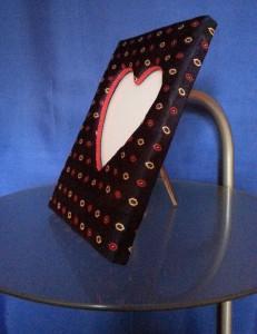 fotolijstje van een stropdas